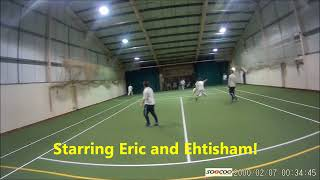 Surrey Indoor League: what did we learn this week?!