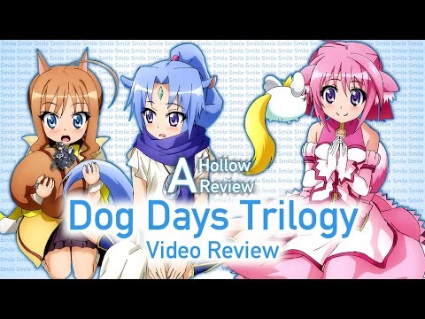 A Hollow Anime Review: Dog Days Trilogy | LET'S FINISH THE TRILOGY!