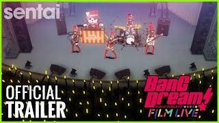 BanG Dream! FILM LIVE Official Trailer