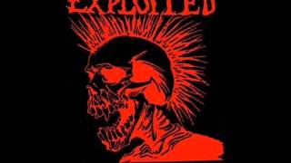 The Exploited-God Saved The Queen