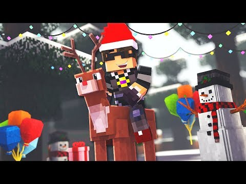 BODIL AND THE BUDDER SANTA! | Minecraft: Epic Jump Map Christmas Edition Part 2!