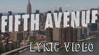 Walk Off The Earth   Fifth Avenue (Lyric Video)