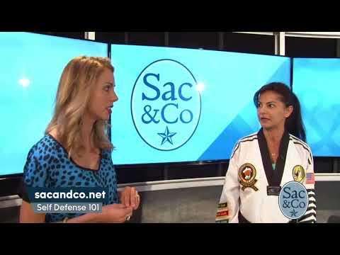 Women's Self Defense Classes - YouTube