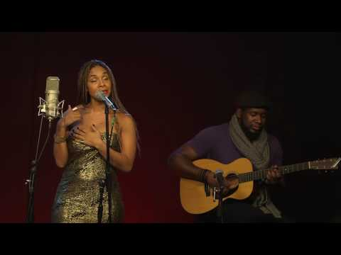 "Teedra Moses exclusively performs - ""Be Your Girl"" Acoustic #ADTVLive (@AmaruDonTV)"