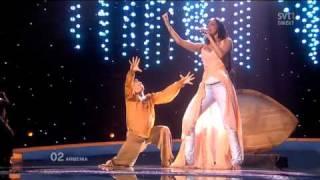 Eurovision 2010, Armenia, Apricot Stone!