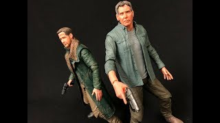 "NECA's Blade Runner 2049 7"" Deckard and Officer K"
