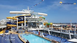 Symphony of the Seas: Rundgang