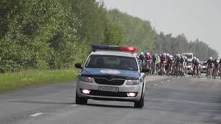 петропавловск велоспорт памяти Мартыновича 2018 40 км груповая промежуточный финиш
