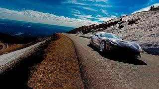 Arrow Electronics SAM Car - Top of the World - Pikes Peak