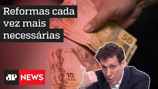 Samy Dana: Dívida pública ultrapassa R$ 4,5 trilhões