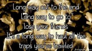 Damien Rice - Long Long Way Lyrics