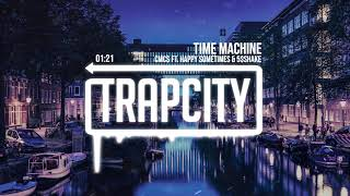CMC$ - Time Machine (ft. Happy Sometimes & 5$Shake)