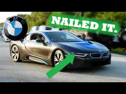 Why Don't BMW Drivers Use Turn Signals?