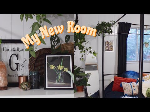 Extreme Bedroom Makeover + Room Tour 2019   Room Decor on a Budget!