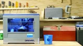 Dremel 3D Idea Builder Introduction: 15 sec