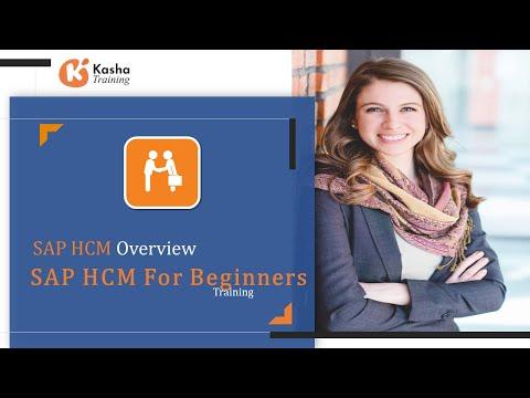 SAP HCM (HR) Overview   SAP HCM Training Tutorial for Beginners ...