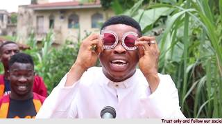 FUNNY GREETINGS By WOLI AGBA Vol. 18