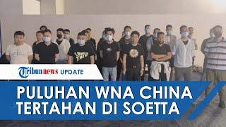 Puluhan WNA China Tiba di Indonesia di Hari Pertama Larangan Mudik, Tertahan di Bandara Soetta