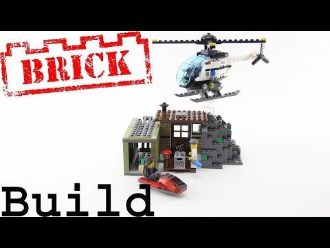 Vidéo LEGO City 60131 : L'île des bandits