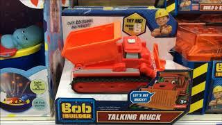 Bob the Builder Talkig Muck Toy