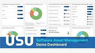 USU Software Asset Management video