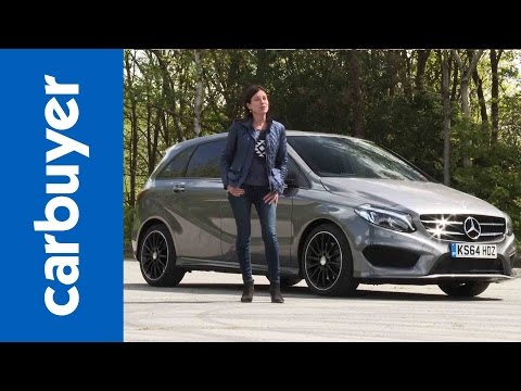 Mercedes B-Class in-depth review - Carbuyer