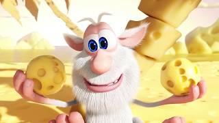 Буба - Серия #24 - Сырный сон 🧀 - Весёлые мультики для детей - Буба МультТВ