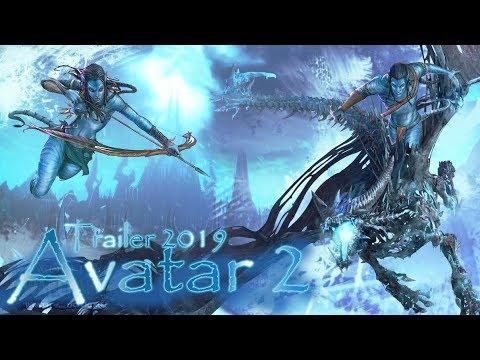 Avatar 2 : Guardian Of Pandora Trailer (2019)