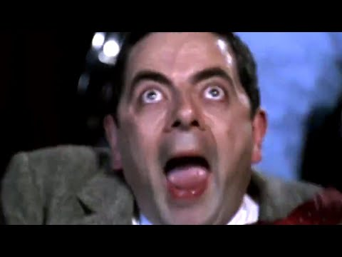 Ride of Bean's Life | Funny Clip | Classic Mr Bean