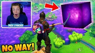 🔴 FORTNITE CUBE VOLCANO EVENT RIGHT NOW AT LOOT LAKE!? Cube Event #2 LIVE! (Fortnite Battle Royale)