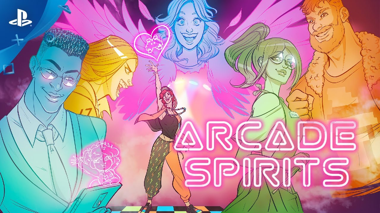 Romantic Comedy Arcade Spirits Joins PS4 May 1