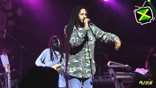 [9/10] Julian Marley  - Jah Works - Live @ Circus, Bosco albergati 9-6-2011