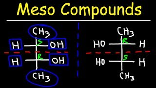 Why is a meso compound