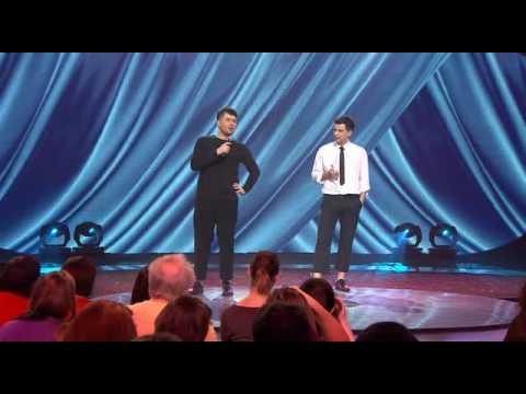 Kabaret Paranienormalni - Casting do radia cz.1