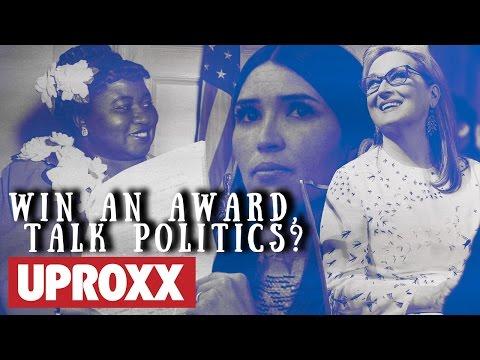 Should celebrities shut their mouths about politics?  | FANDEMONIUM