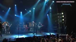 Metallica - Rapid Fire w/ Rob Halford (LIVE Stream - Golden Gods Awards 2013)