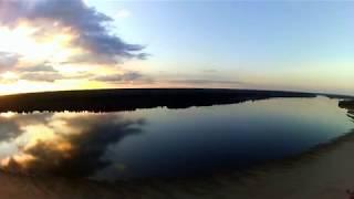 FPV полет. Микро квадрокоптер 165мм, 3S 850mA, камера SQ12. Локация пляж.
