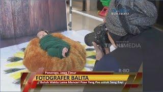Fotografer Balita Makin Diburu Konsumen