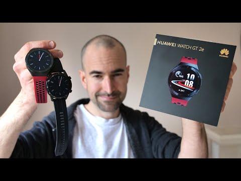 External Review Video cK84rKgsfgo for Huawei Watch GT 2e