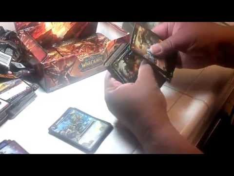 WOW  Reign Of Fire  God Pack 19 Loot Cards