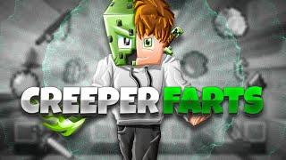 [SPEED-TRO] Custom Minecraft Intro Speed-Art for CreeperFarts | After Effects | TGODdesigns