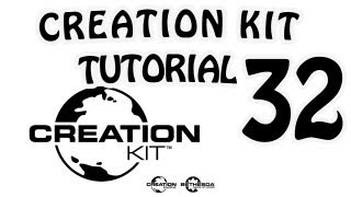 "Creation Kit Tutorial №32 - ""Живые жители"" (AI пакеты, маркеры)"