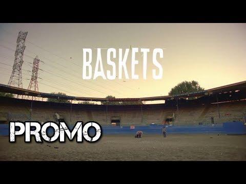Baskets Season 3 Teaser 'Yippie Kie Yay'