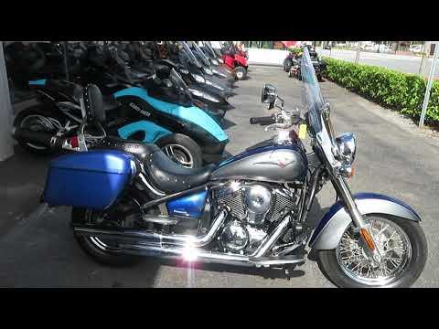 2010 Kawasaki Vulcan® 900 Classic LT in Sanford, Florida - Video 1