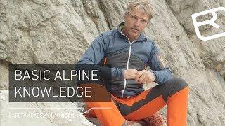 Basic knowledge for alpine climbing – Tutorial (1/43) | LAB ROCK