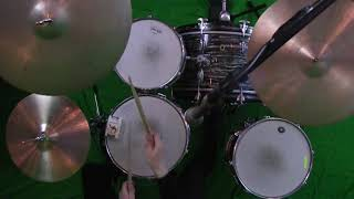 Tell Me Why - Drum Cover - Backing Track