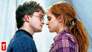 The Real Reason Harry Potter And Hermione Didn't End Up Together