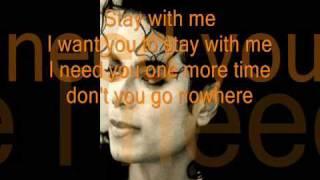 Michael Jackson The Lady In My Life Lyrics