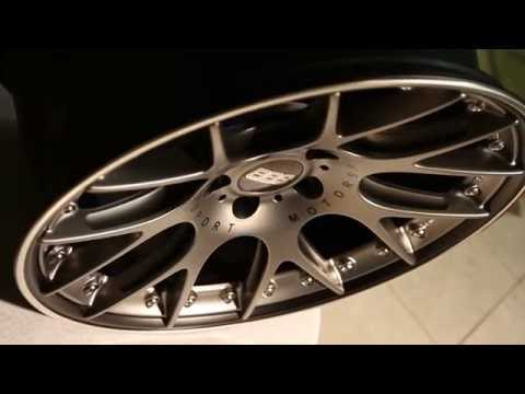 BBS CH-RII unboxing