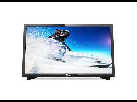 Обзор телевизора Philips 24PHT4031/60